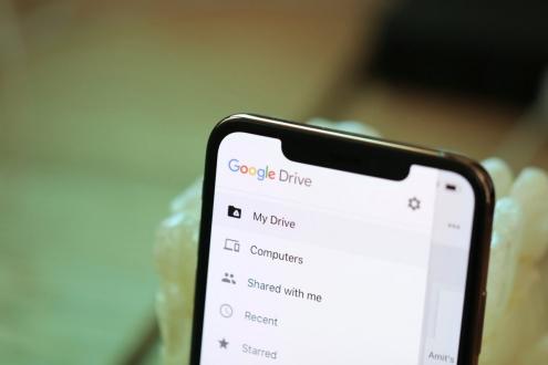 Google Drive mobil için yenilendi!