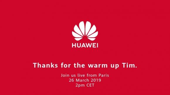Huawei'den Apple'a 26 Mart göndermesi!
