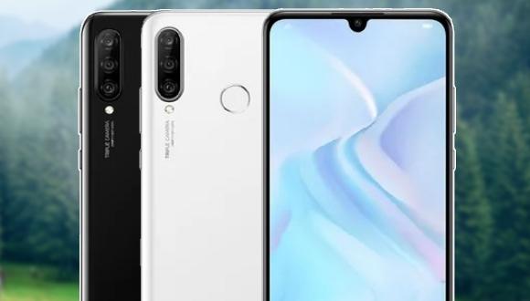 Huawei nova 4e tasarımı ortaya çıktı!