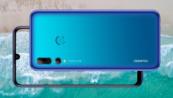 Huawei P smart+ 2019 tanıtıldı!
