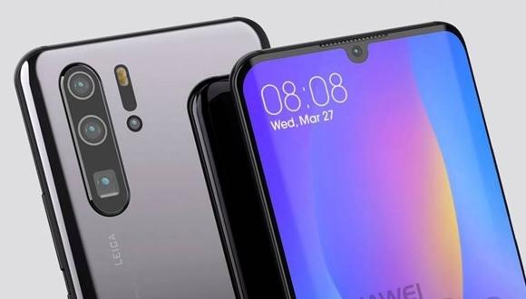 Huawei P30 özellikleri ortaya çıktı!