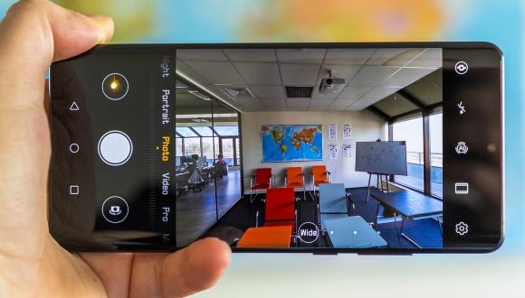 Huawei P30 Pro, DxOMark testini alt üst etti!
