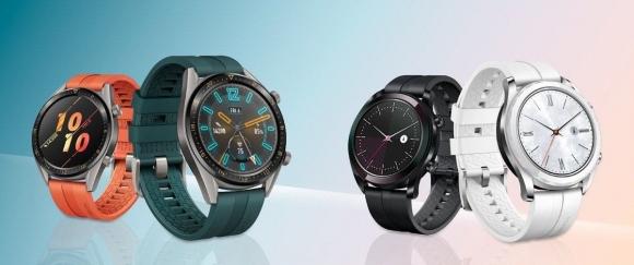 Yeni Huawei Watch GT modelleri tanıtıldı!