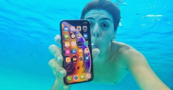 Apple yeni patent ile su altı çekimlerine odaklandı!