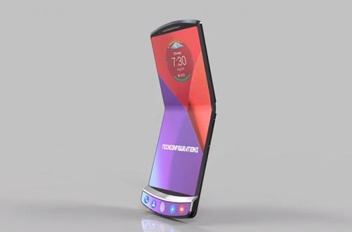 Katlanabilir ekranlı Motorola Razr için yeni gelişme!