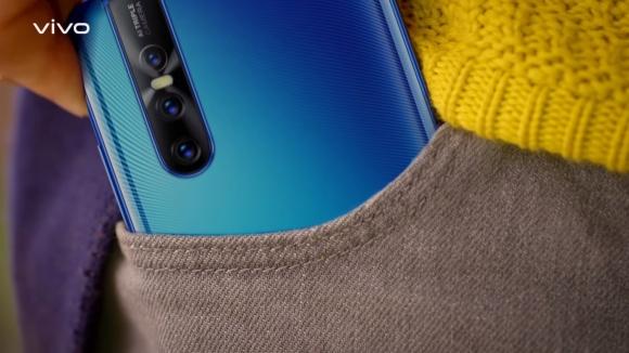 Vivo X27 48 MP'lik üçlü kamera ile geliyor!