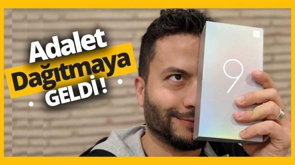 Xiaomi Mi 9 Türk topraklarında! (Video)