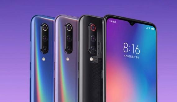 Xiaomi Mi 9'un yeni renk seçeneği ortaya çıktı!