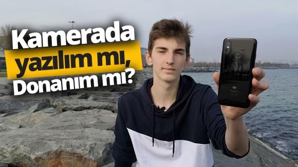 Xiaomi Mi 8'e Google Camera yükledik! (Video)