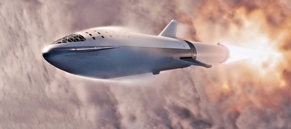 Yeni SpaceX projesi ile uçuş süreleri kısalıyor!
