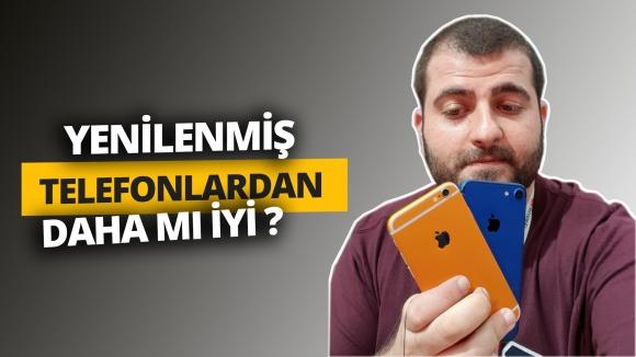 Gerçeğinden daha iyi yenilenmiş telefon! (Video)