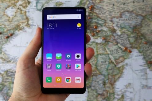 Xiaomi Mi Mix 2S ve Mi Note 3 için yeni güncelleme!