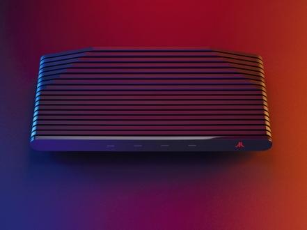 Atari konsolun final tasarımı sızdırıldı!