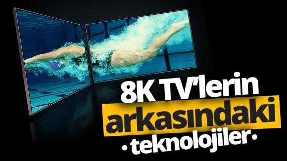 2019 Samsung 8K QLED TV'leri denedik! (Video)