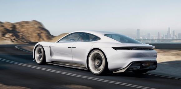 2020 Porsche Taycan görüntülendi!