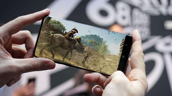 Akıllı telefon ile bilgisayar oyunu oynamak mümkün olabilir!