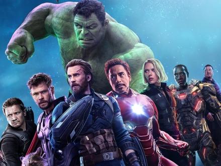 Kendi Avengers: Endgame GIF görselinizi hazırlayın!