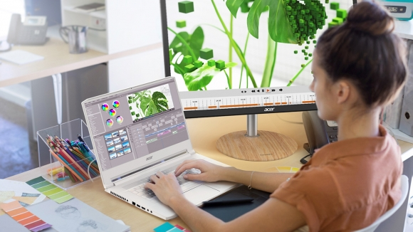 Acer, tasarımcıların yüzünü güldürecek!
