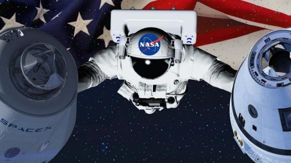 NASA SpaceX ile önemli bir anlaşmaya imza attı!