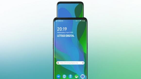 Oppo pop-up ekran patenti ortaya çıktı!