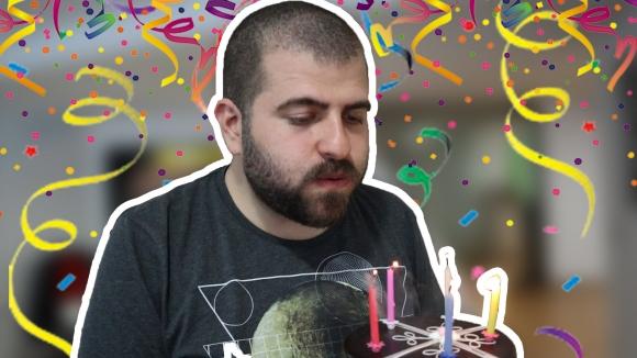 SDN ofisinde doğum günü! Mum kaç hamlede sönmeli?