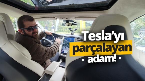 Tesla Model S ve Jaguar I-Pace kullandık! (vLog)