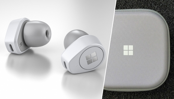 AirPods'a rakip: Microsoft Surface Buds geliyor!