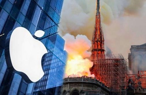 Apple, Notre Dame için harekete geçti!