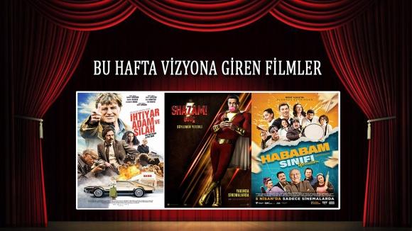 Bu hafta vizyona giren filmler – 5 Nisan