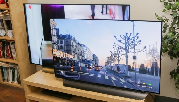 Dev ekranlı LG LED TV'lerde indirim fırsatları!