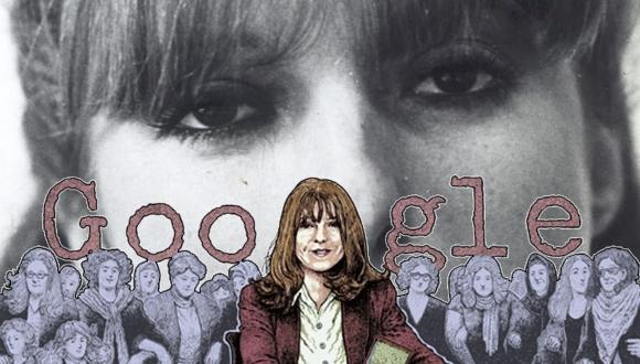 Google, Duygu Asena'yı unutmadı!