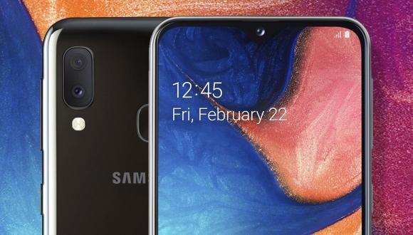 Galaxy A20e tanıtıldı! İşte özellikleri