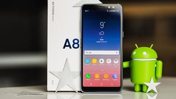 Galaxy A8 için Android 9 Pie yayınlandı!