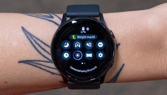 Galaxy Watch Active için ilk güncelleme yayınlandı!