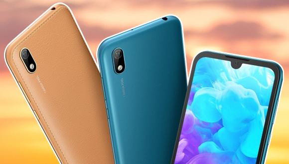 Huawei Y5 2019 tanıtıldı! İşte özellikleri