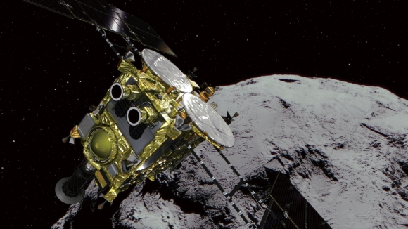 Japonya, Hayabusa2 ile asteroit bombalıyor!