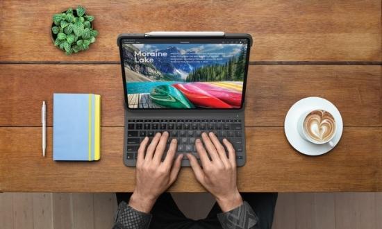 Logitech'ten iPad Pro klavyesine ucuz alternatif!