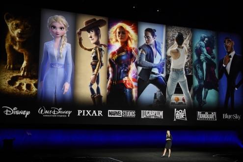 Netflix'e rakip: Disney+ tanıtıldı!
