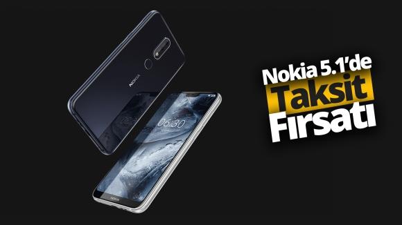 Nokia 5.1 Plus alana taksit avantajı! (Video)
