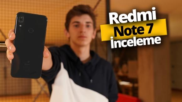 Redmi Note 7 inceleme!