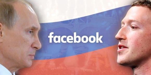Rusya, Facebook'a verdiği komik ceza ile gündemde!