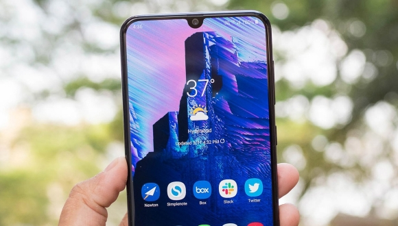 Galaxy A50 güncelleme aldı! İşte yeni özellikler!