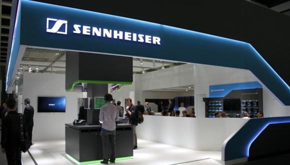 Sennheiser, IFA 2019'un resmi partneri oldu!