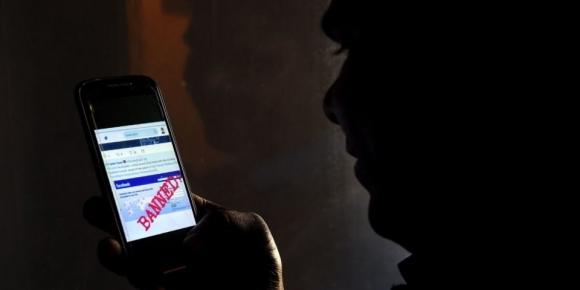Sri Lanka'da sosyal medyaya erişim engeli!