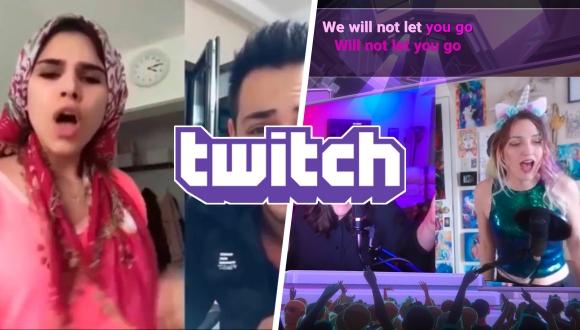 Twitch'ten TikTok'a yeni rakip: Twitch Sings