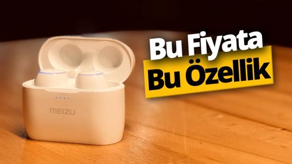 Uygun fiyatlı kablosuz kulaklık Meizu POP inceleme!