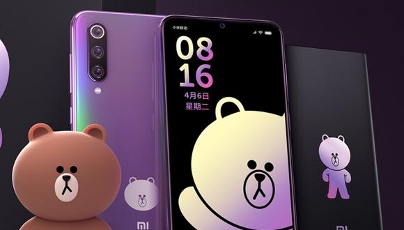Xiaomi Mi 9 SE Brown Bear Edition tanıtıldı!