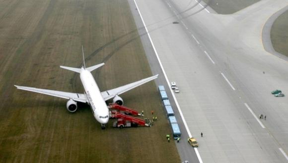 Uçakların otomatik iniş sistemini kandırmayı başardılar!