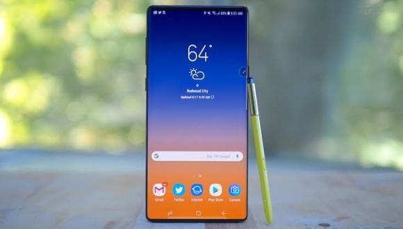Samsung Galaxy Note 10 renkleri belli oldu!