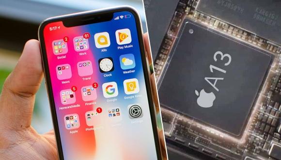 Yeni iPhone işlemcisi A13'ün üretimi başladı!